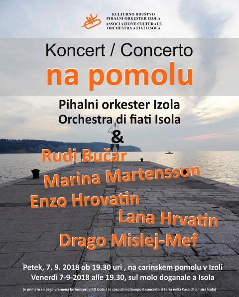 Koncert NA POMOLU