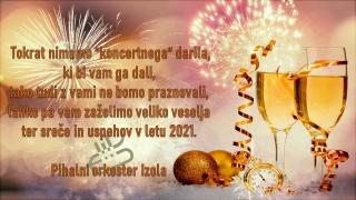 VOŠČILO 2021